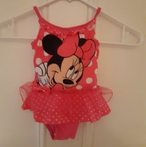 2/6$ Minnie Rose swimsuit